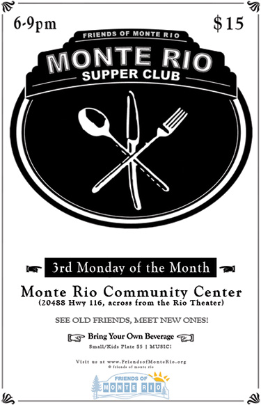 Monte Rio Supper Club